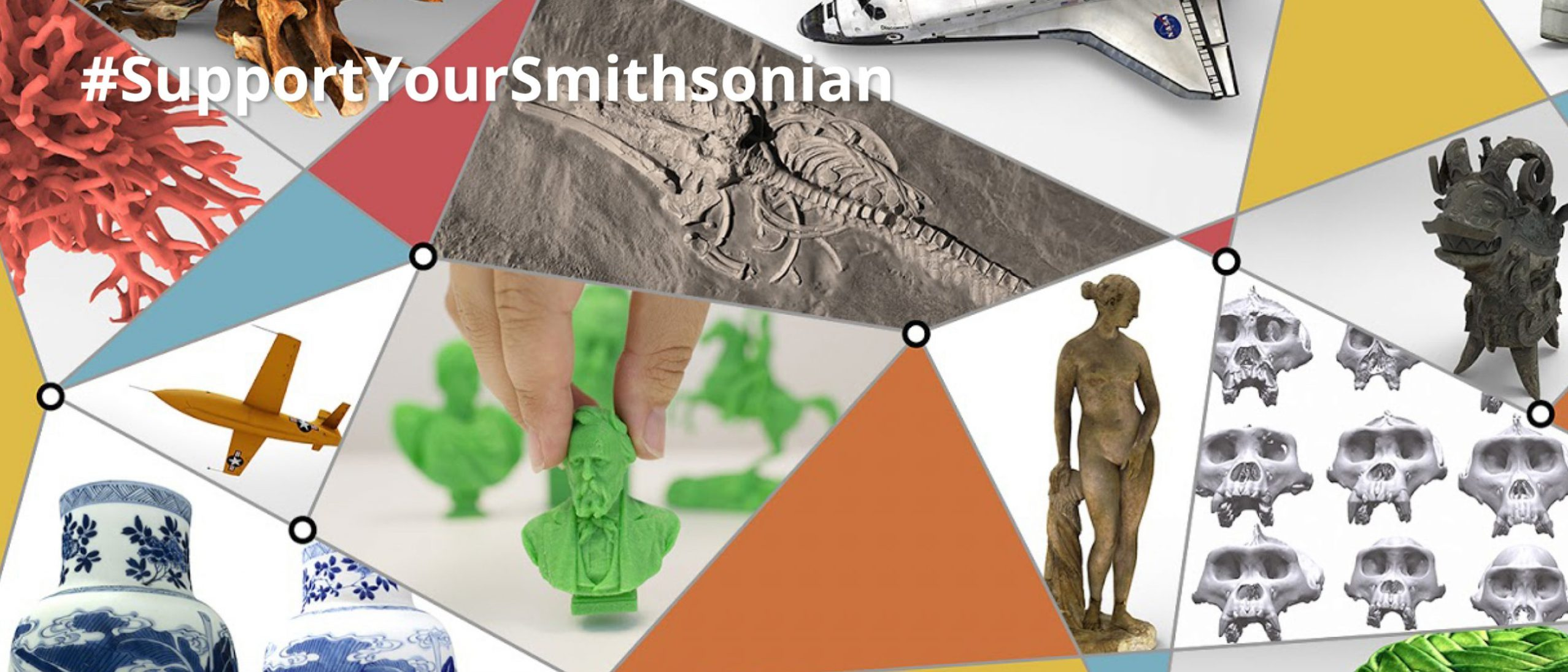 Support Your Smithsonian - Your support is critical to everything we do