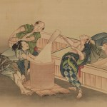 Hokusai and Slow Looking