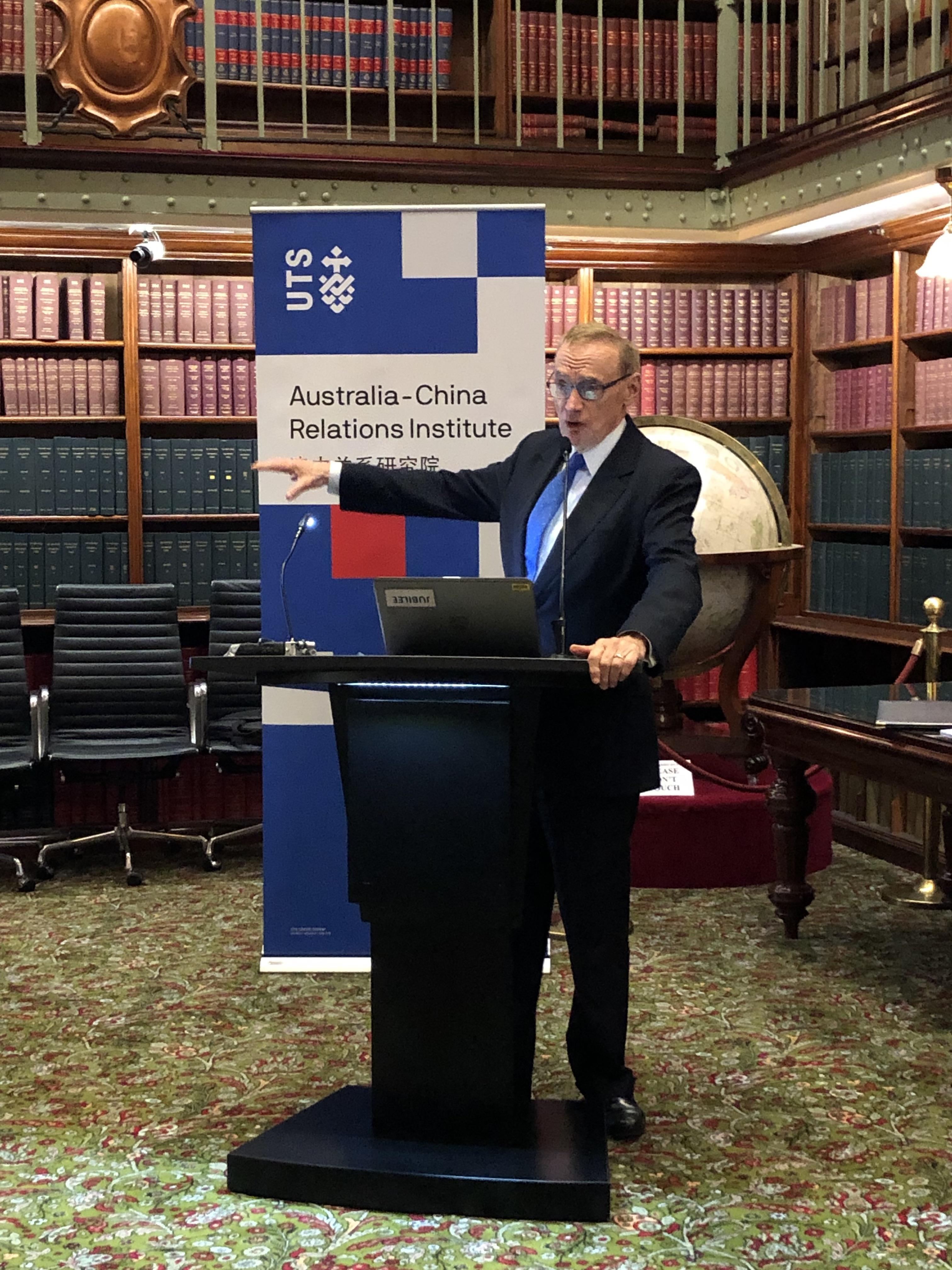 Australia-China Relations Institute