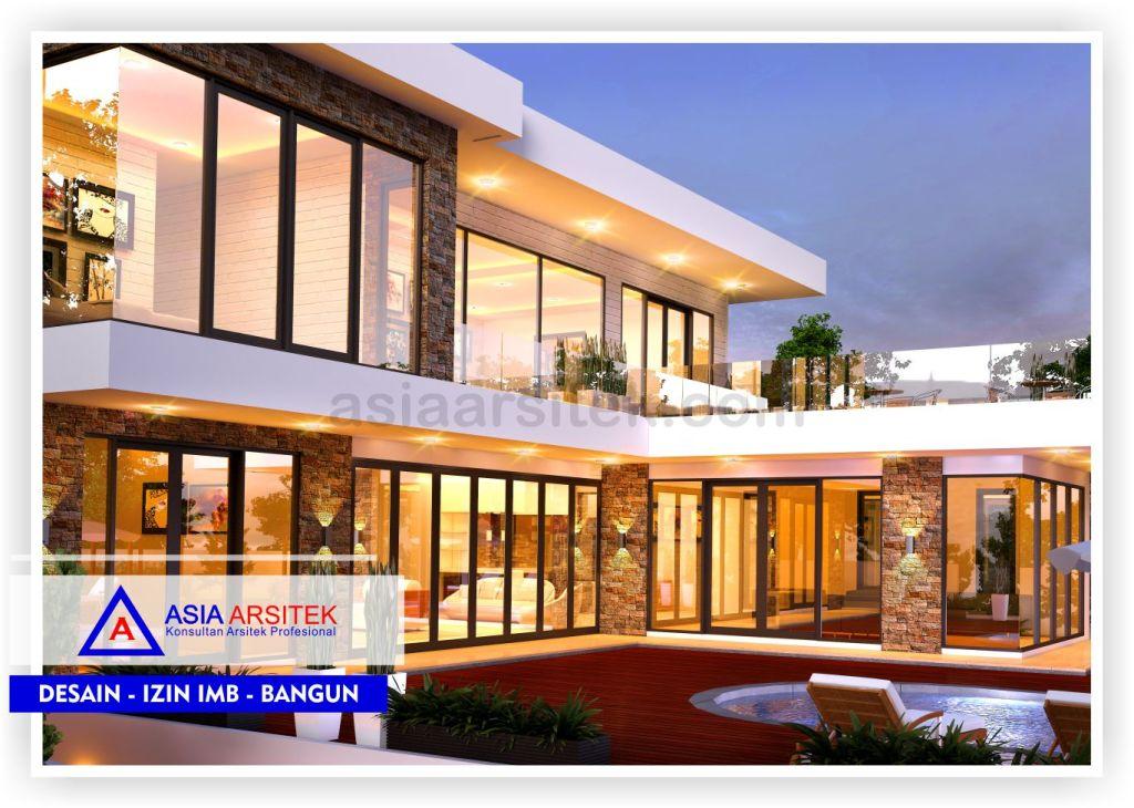 Rencana-Desain-Villa-Minimalis-2-Lantai-Bu-Kartini-Bogor-View-4
