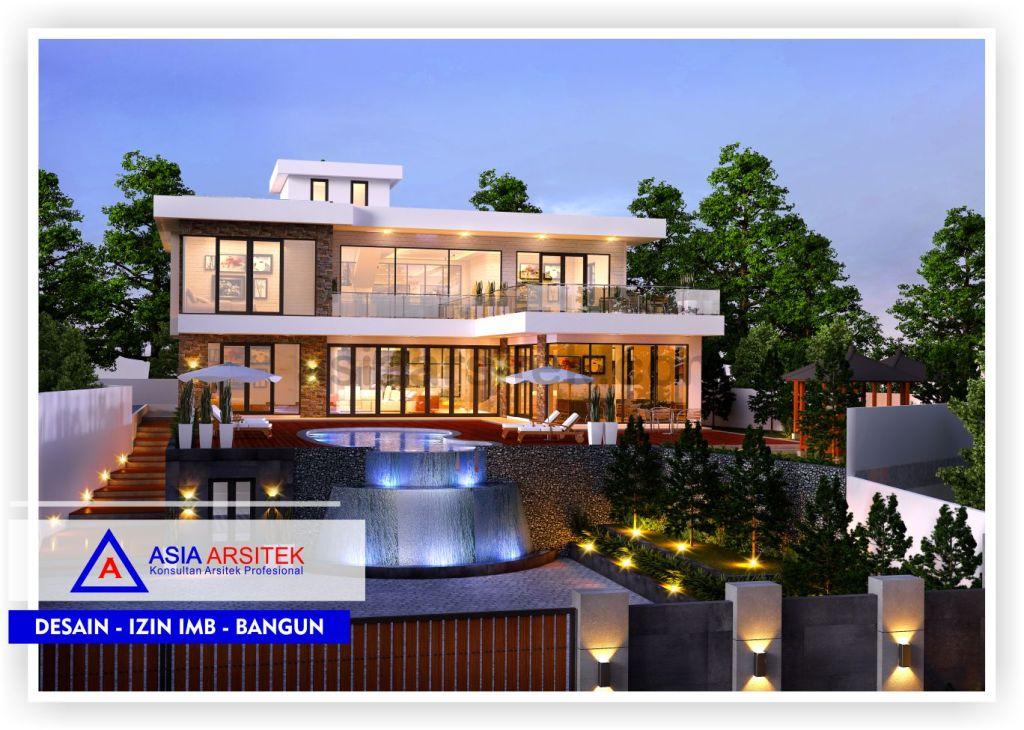Rencana-Desain-Villa-Minimalis-2-Lantai-Bu-Kartini-Bogor-View-7