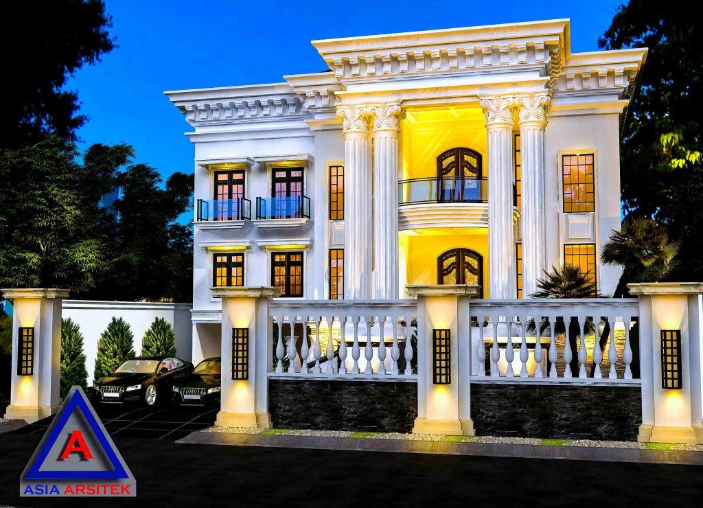 Desain Rumah Classic Model 2