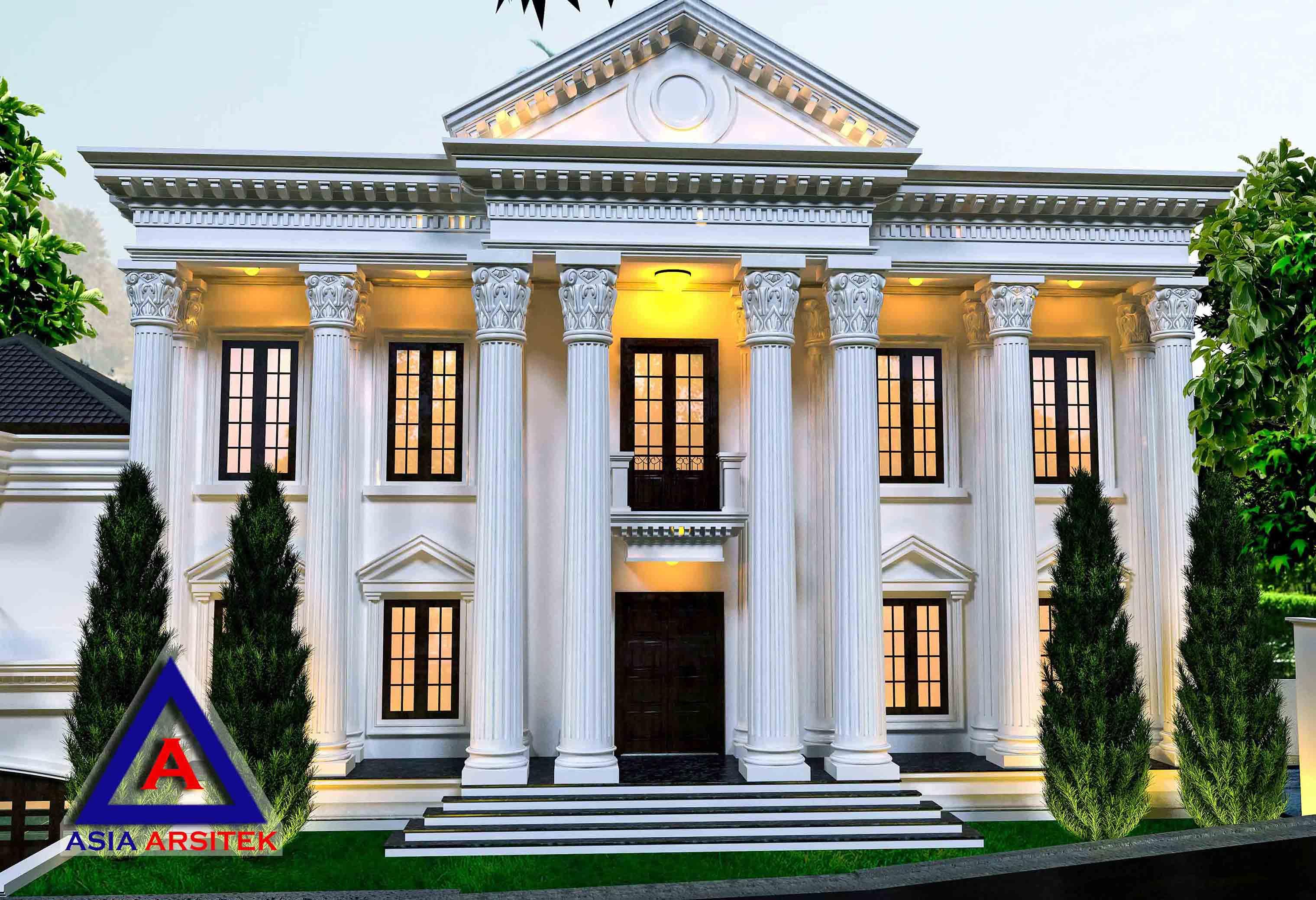 Jasa Desain Rumah Mewah Di Cilacap