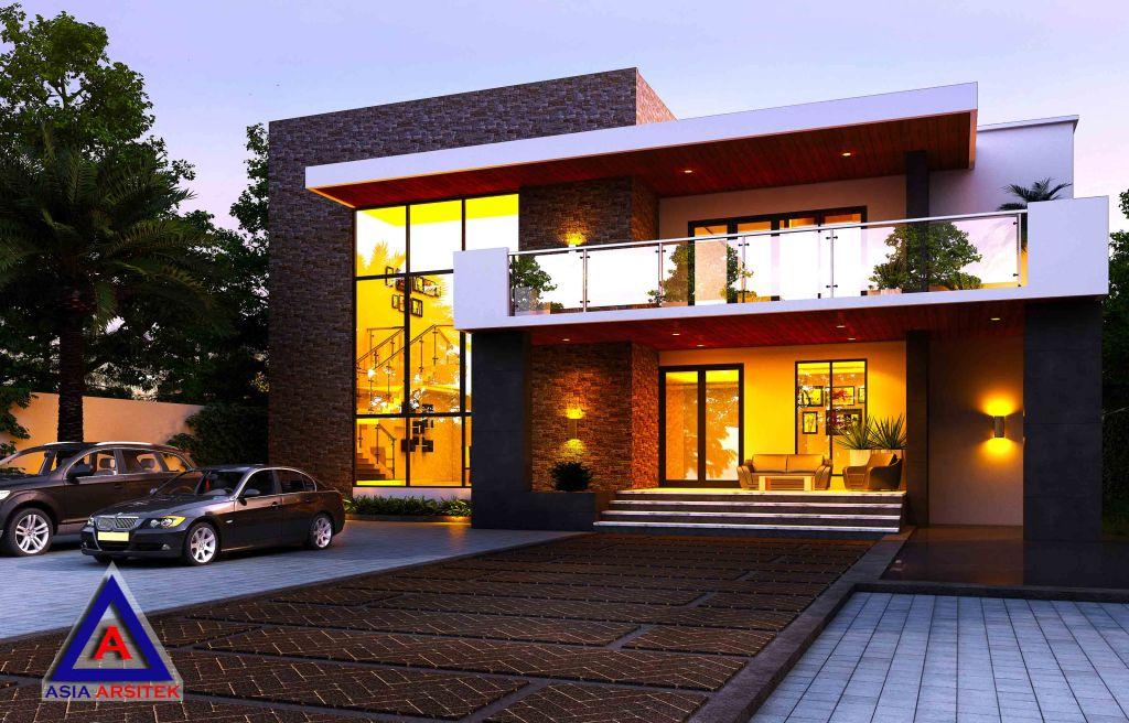 Desain Rumah Ultra Modern