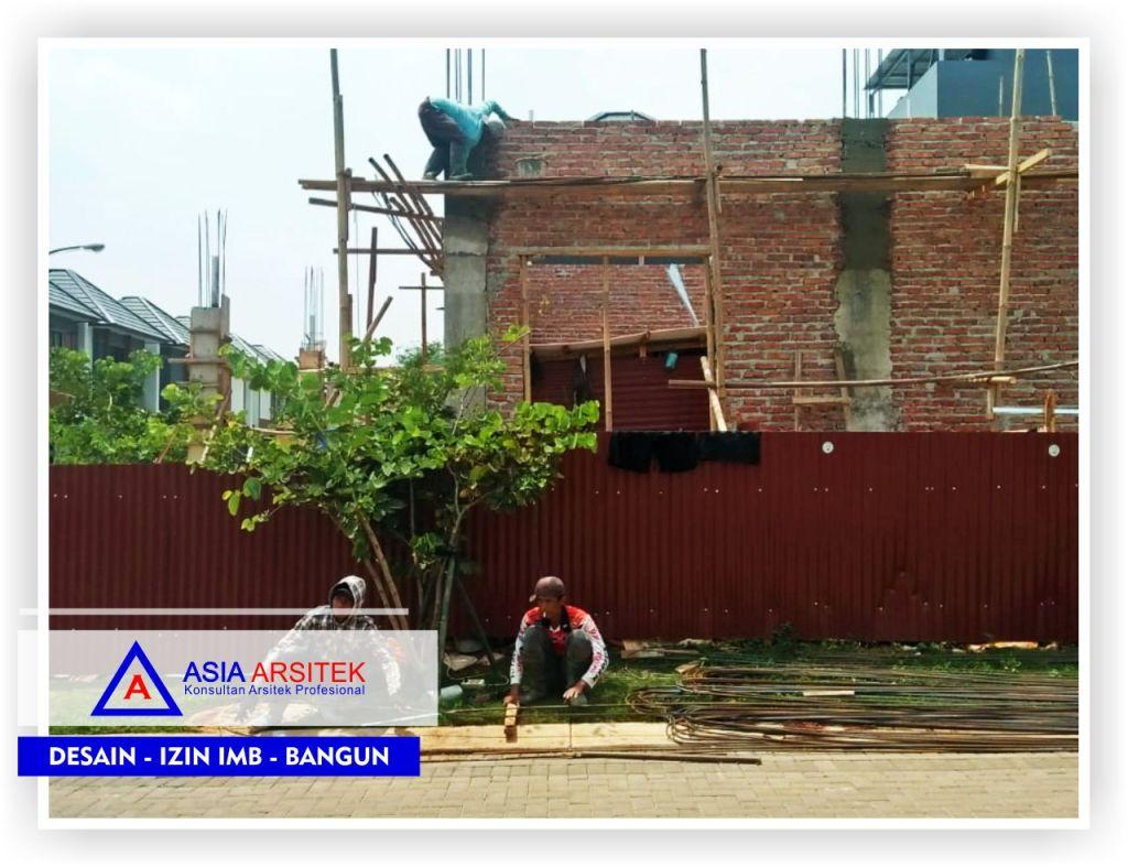Proses-pengerjaan-struktur-kolom-dan-dinding