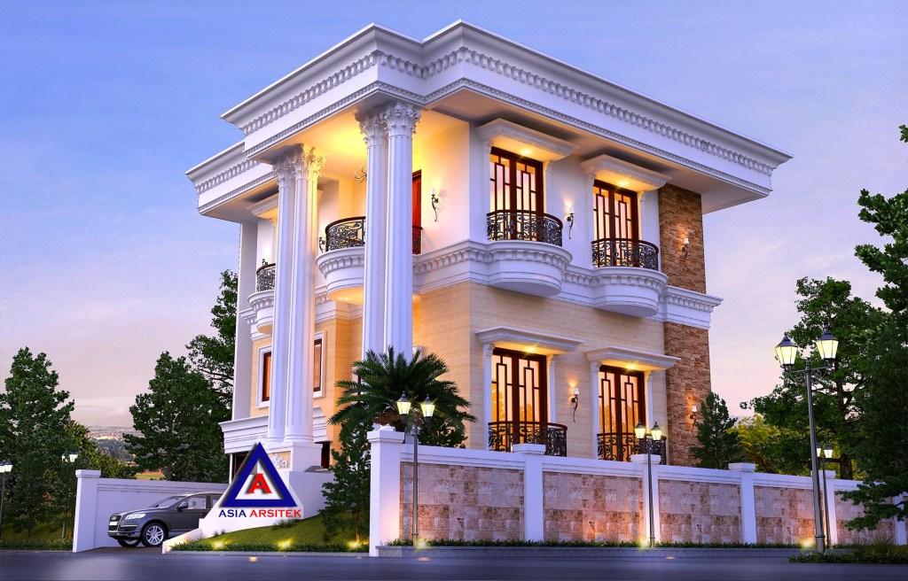 Desain Rumah Classic Klasik Mewah 12