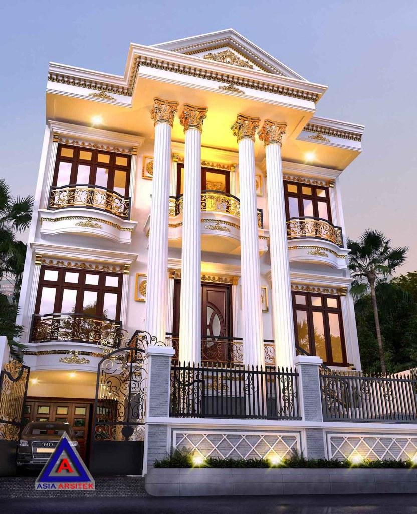 Jasa Desain Arsitek Rumah Klasik Mewah Di Jakarta Timur