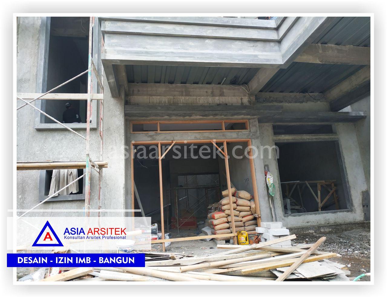 Finishing Accian Rumah Bpk Hendra Sun Kho - Arsitek Desain Rumah Minimalis Modern Di Tangerang-Jakarta-Bogor-Bekasi-Bandung-Jasa Konsultan Desain Arsitek Profesional (1)