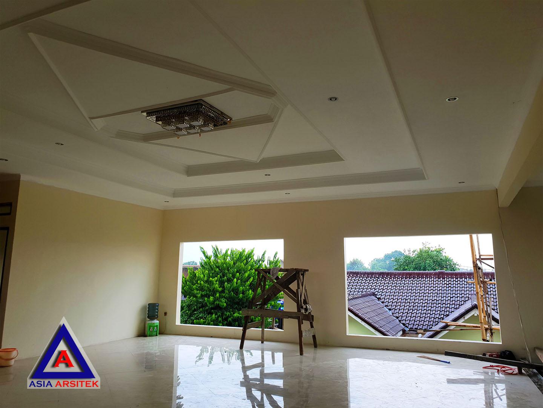 Desain Interior Rumah Jasa Desain Rumah Klasik/Classic Mewah Bu Iis Di Bandung