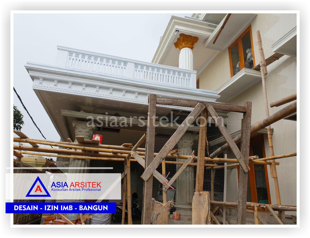 Plafon Carport Rumah Klasik Mewah Bu Iis - Arsitek Desain Rumah Minimalis Modern Di Bandung-Tangerang-Bogor-Bekasi-Jakarta-Jasa Konsultan Desain Arsitek Profesional (2)
