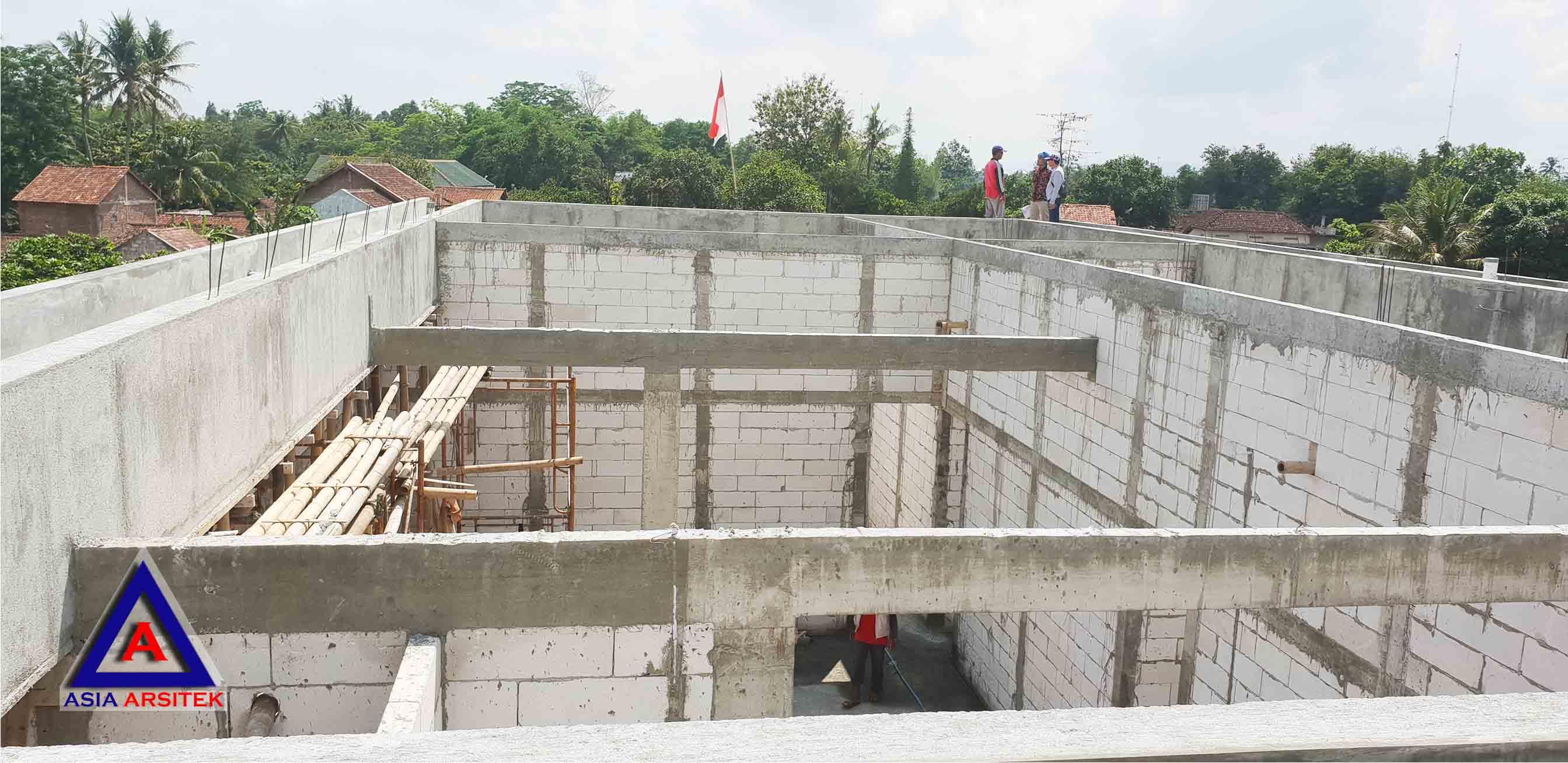 Proses Pengacian Jasa Desain Rumah Klasik/Classic Mewah Pak Wagiyanto Di Yogyakarta
