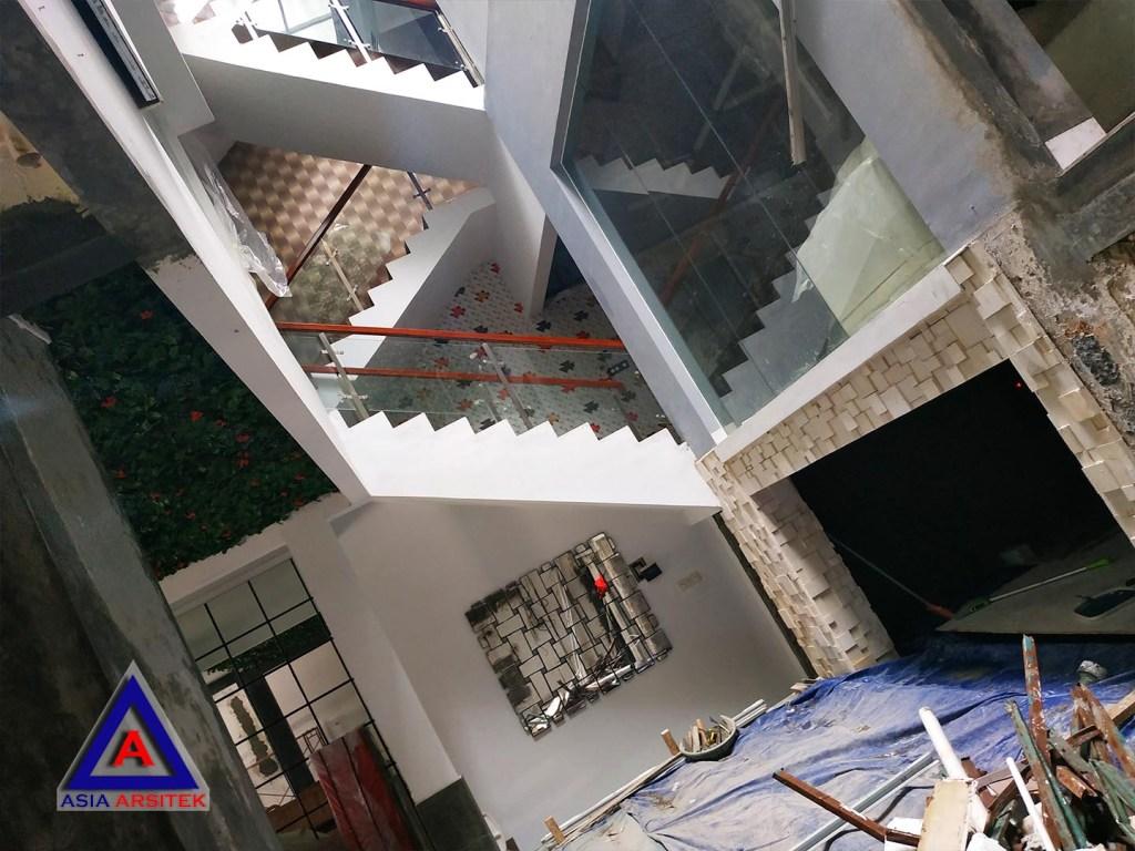 Proses Pekerjaan Tangga Desain Rumah Minimalis Modern Di Tangerang