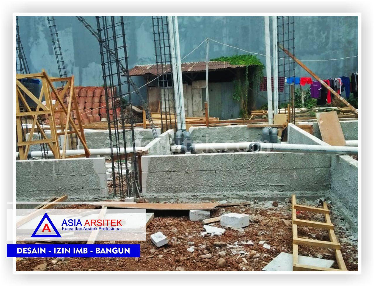 Struktur Kolom Rumah Minimalis Bu Alfi Di Jakarta-Bogor-Tangerang-Bekasi-Bandung-Jasa Konsultan Desain Arsitek Profesional - Desain Rumah Mewah - Arsitek Gambar Desain Rumah Klasik Mewah 2