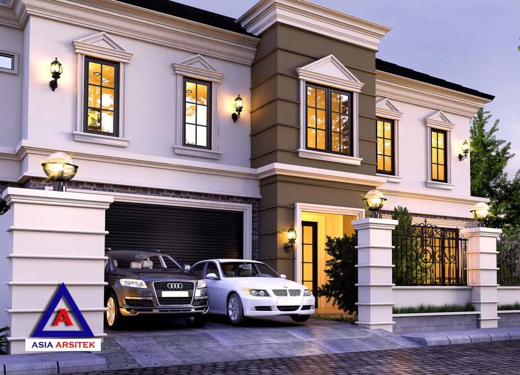 Jasa Arsitek Desain Gambar Rumah Mewah Tropis Modern Di Medan 15