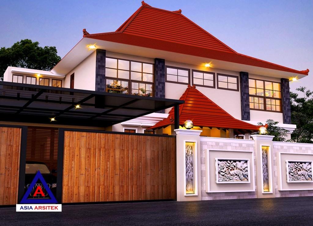 Jasa Arsitek Desain Rumah Mewah Tropis Tradisional Jawa Di Jakarta 17