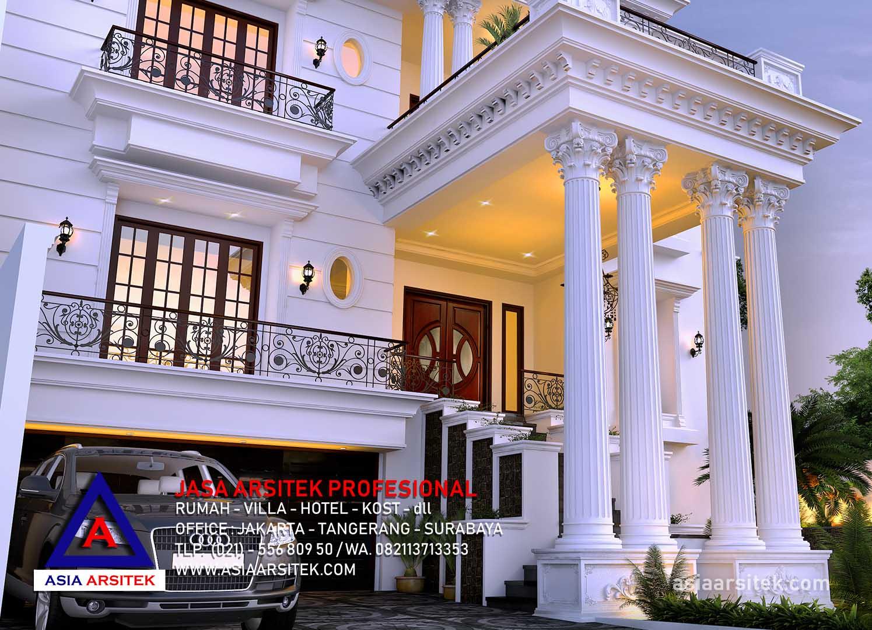 Jasa Arsitek Desain Rumah Mewah Klasik Di Sentul Jawa Barat 20