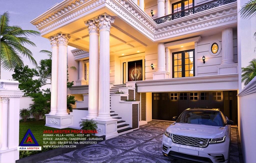 Jasa Arsitek Desain Rumah Mewah Klasik Di Makassar Sulawesi 23