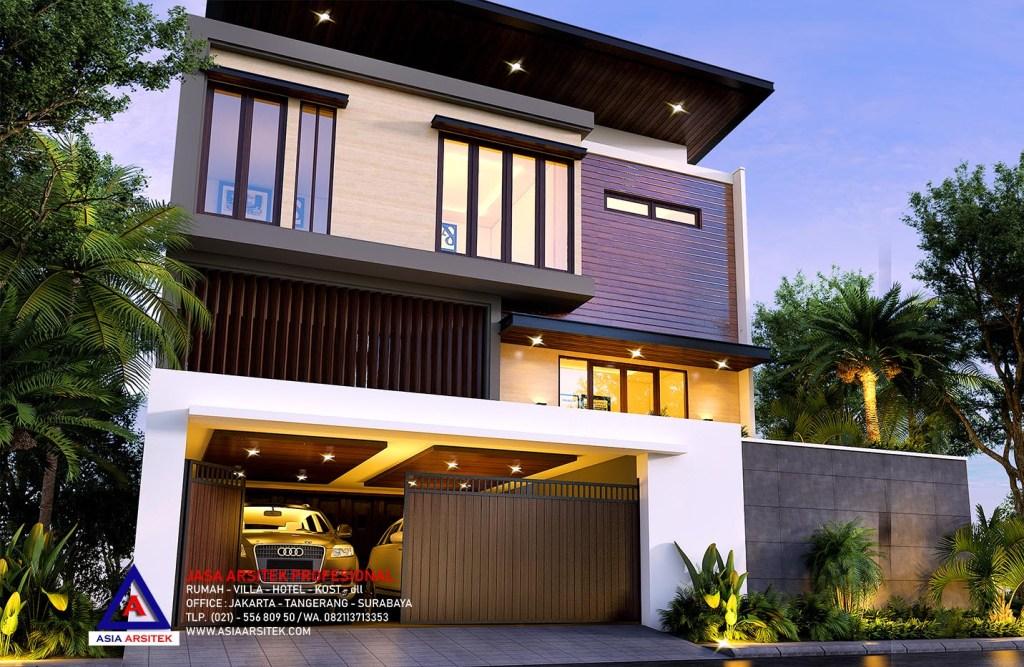 Jasa Desain Rumah Tropis Modern Di Medan Sumatra Utara