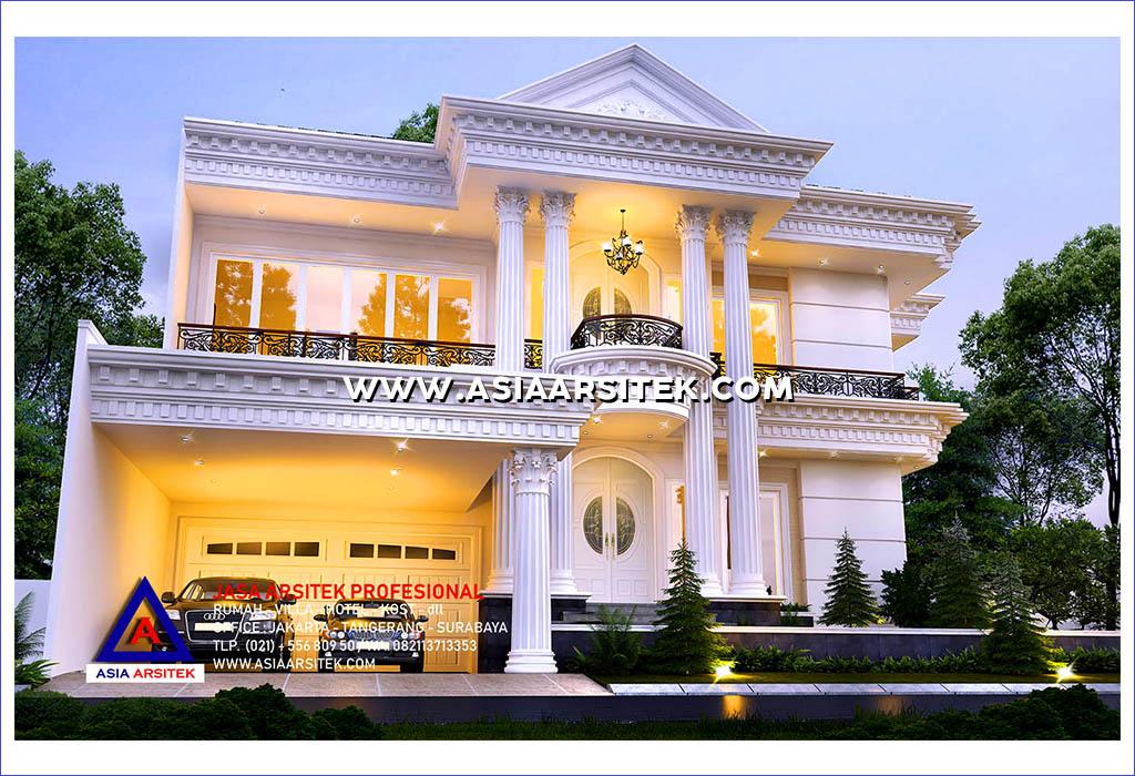 Jasa Desain Rumah Klasik Di Rawa Buaya Jakarta Barat