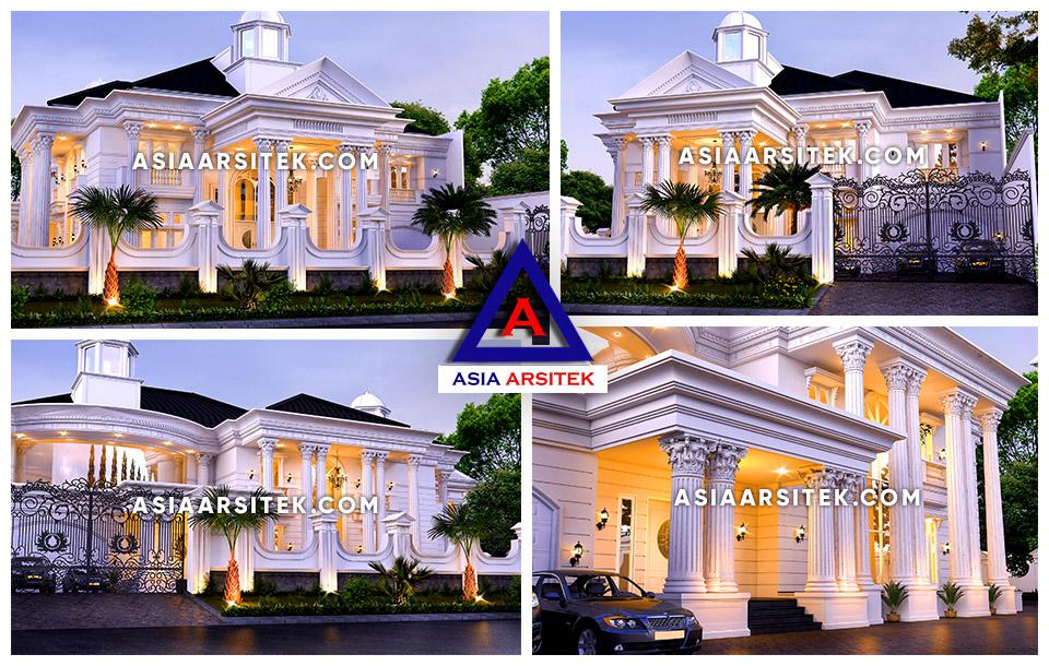 Jasa Desain Rumah Mewah Di Duri Selatan Jakarta Barat