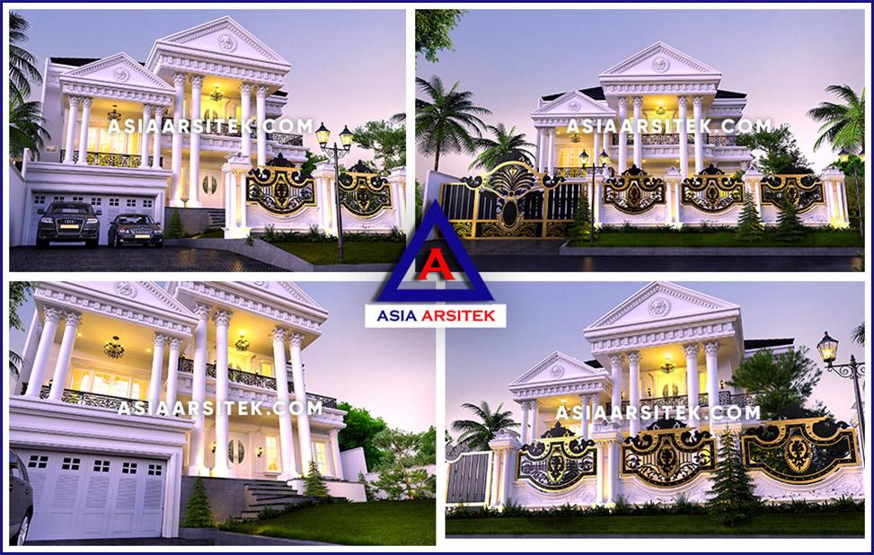 Jasa Desain Rumah Mewah Di Kalianyar Jakarta Barat