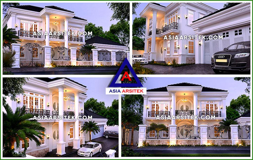 Jasa Desain Rumah Mewah Di Kebon Jeruk Jakarta Barat