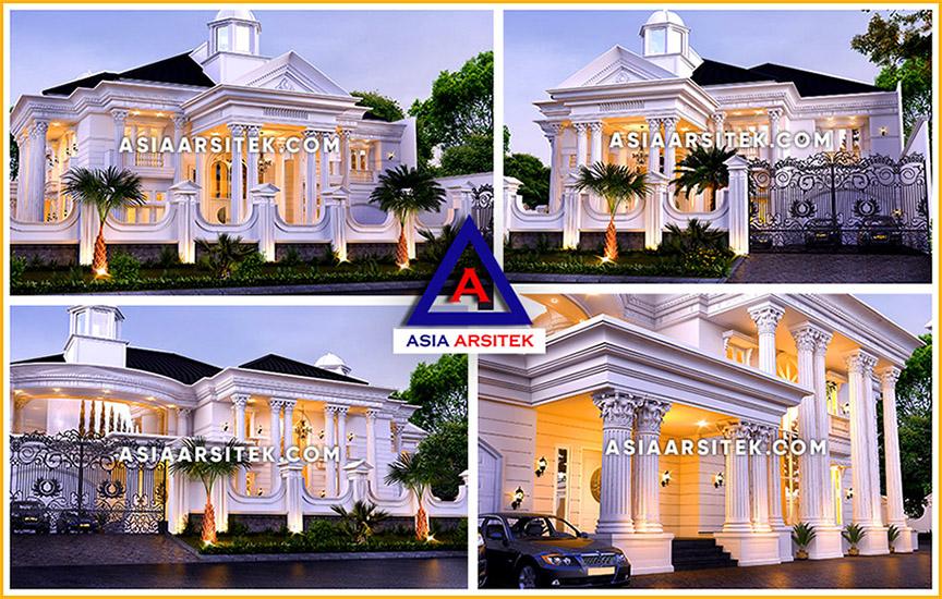 Jasa Desain Rumah Mewah Di Pegadungan Jakarta Barat