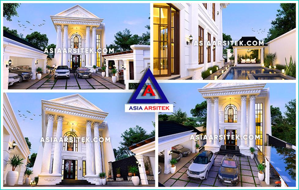 Jasa Desain Rumah Mewah Di Tanjung Duren Selatan