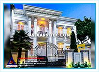 Jasa Arsitek Rumah Bekasi-Jasa Desain Rumah Bekasi-Jasa Gambar Rumah Klasik Mewah Bekasi-Asia Arsitek-23