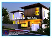 Jasa Arsitek Rumah Bekasi-Jasa Desain Rumah Bekasi-Jasa Gambar Rumah Mewah Modern di Bekasi-Asia Arsitek-1