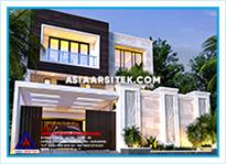 Jasa Arsitek Rumah Bekasi-Jasa Desain Rumah Bekasi-Jasa Gambar Rumah Mewah Tropis Modern Bekasi-Asia Arsitek-11