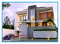 Jasa Arsitek Rumah Bekasi-Jasa Desain Rumah Bekasi-Jasa Gambar Rumah Mewah Tropis Modern Bekasi-Asia Arsitek-30