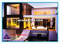Jasa Arsitek Rumah Bekasi-Jasa Desain Rumah Bekasi-Jasa Gambar Villa Mewah di Bekasi-Asia Arsitek-2