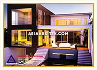 Jasa Arsitek Rumah Jakarta-Jasa Desain Rumah Jakarta Jasa Gambar Villa Mewah-Asia Arsitek-2