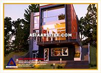 Jasa Arsitek Rumah Jakarta-Jasa Desain Rumah Jakarta Jasa Gambar Villa Mewah-Asia Arsitek-4