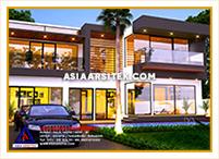 Jasa Arsitek Rumah Jakarta-Jasa Desain Rumah Jakarta Rumah Mewah Minimalis Modern-Asia Arsitek-11
