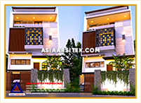 Jasa Arsitek Rumah Jakarta-Jasa Desain Rumah Jakarta Rumah Mewah Minimalis Modern-Asia Arsitek-12