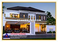 Jasa Arsitek Rumah Jakarta-Jasa Desain Rumah Jakarta Tropis Mewah Modern-Asia Arsitek-21