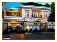 Jasa Arsitek Rumah Jakarta-Jasa Desain Rumah Jakarta Tropis Mewah Modern-Asia Arsitek-34