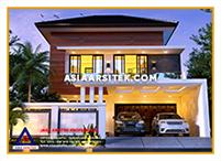 Jasa Arsitek Rumah Jakarta-Jasa Desain Rumah Jakarta Tropis Mewah Modern-Asia Arsitek-6