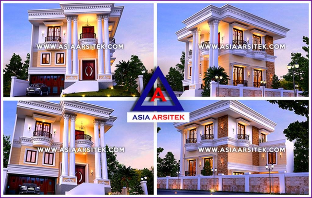Jasa Desain Rumah Mewah Di Gelora Jakarta Pusat