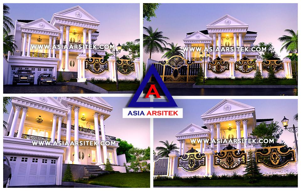 Jasa Desain Rumah Mewah Di Kampung Bali Jakarta Pusat