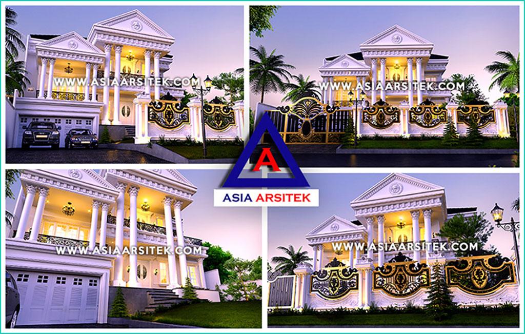 Jasa Desain Rumah Mewah Di Karang Anyar Jakarta Pusat