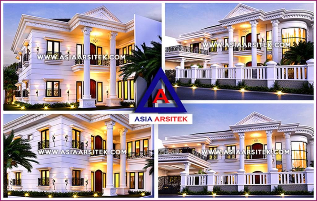 Jasa Desain Rumah Mewah Di Karet Tengsin Jakarta Pusat