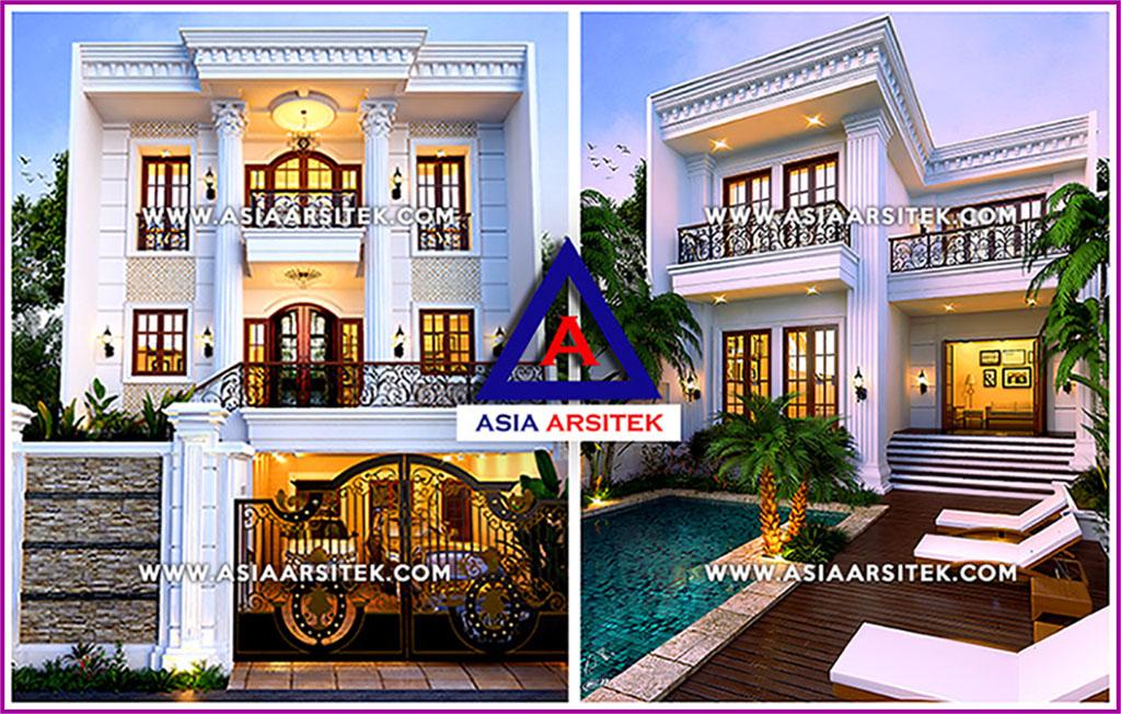 Jasa Desain Rumah Mewah Di Paseban Jakarta Pusat