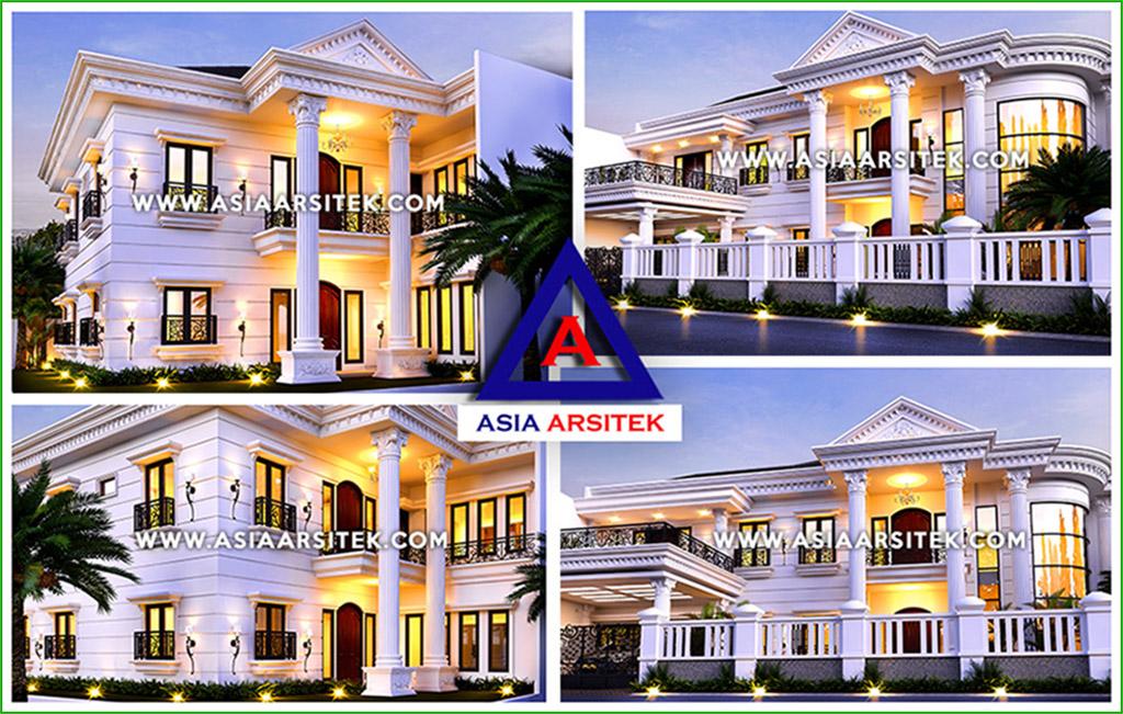 Jasa Desain Rumah Mewah Di Serdang Jakarta Pusat