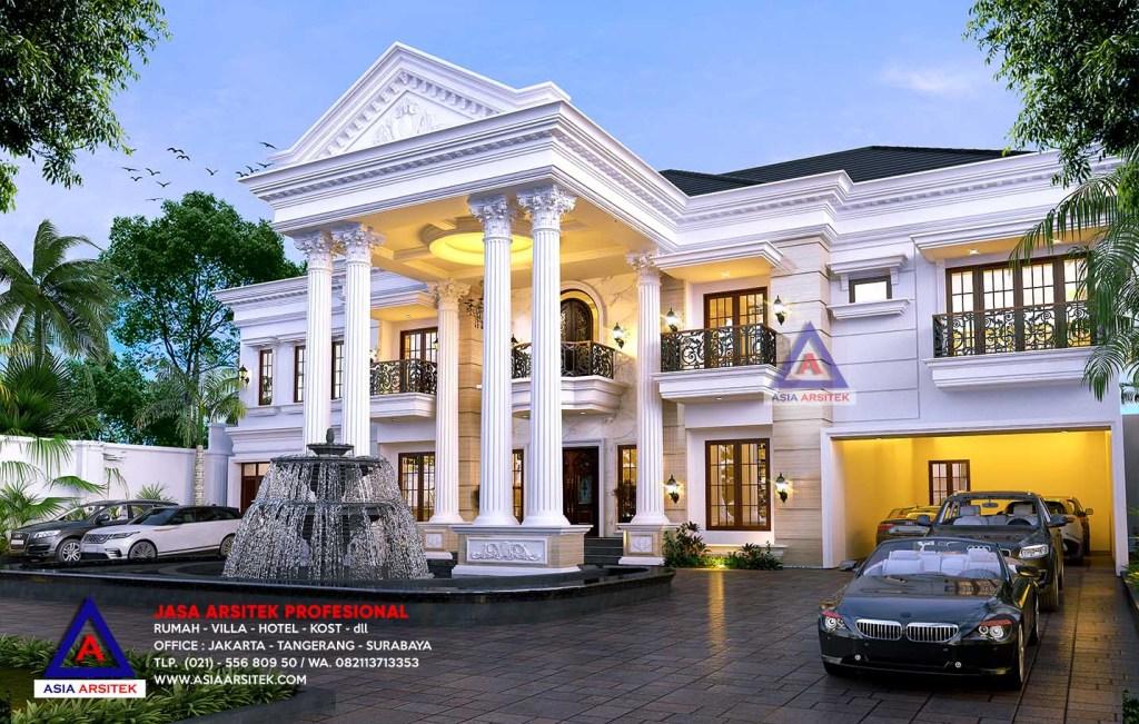 Jasa Arsitek Desain Rumah Bapak Willy Di Jagakarsa Jakarta Selatan 082113713353