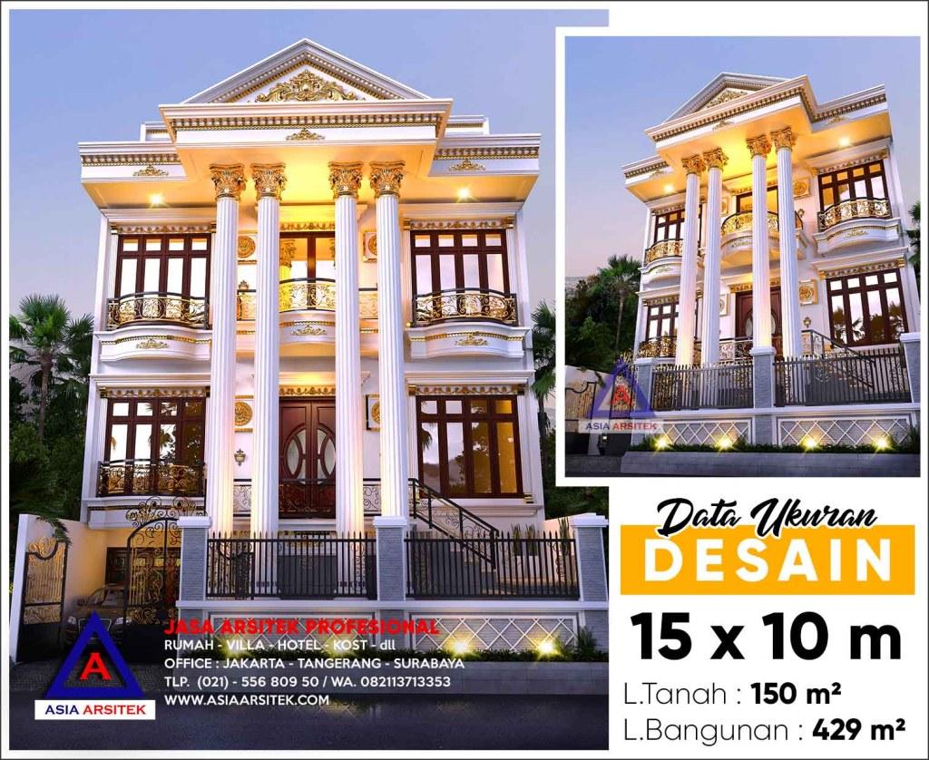 Jasa Arsitek Desain Rumah Mewah Di Jatiwaringin Bekasi