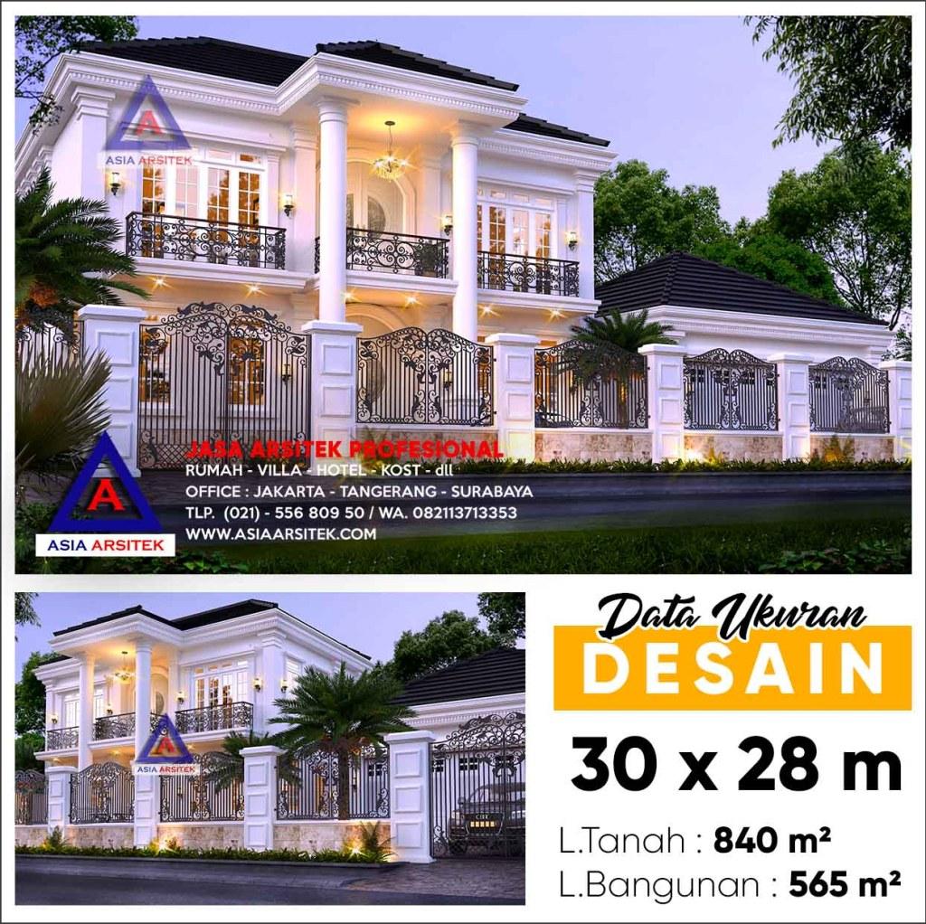 Jasa Arsitek Desain Rumah Mewah Di Pondok Gede Bekasi