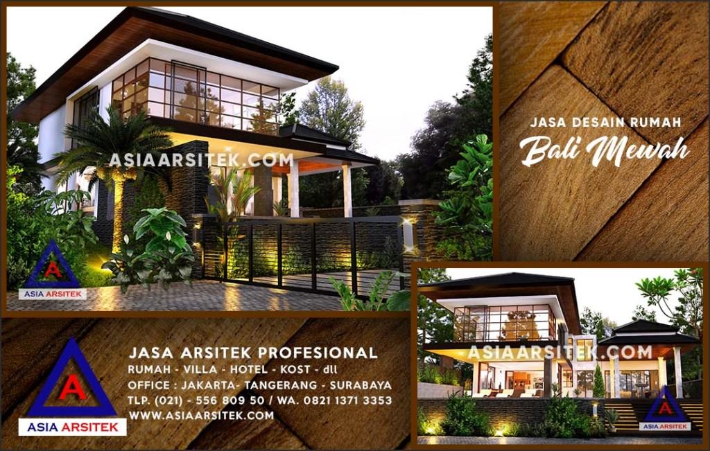 Jasa Arsitek Desain Gambar Rumah Mewah Di Leuwinanggung Depok